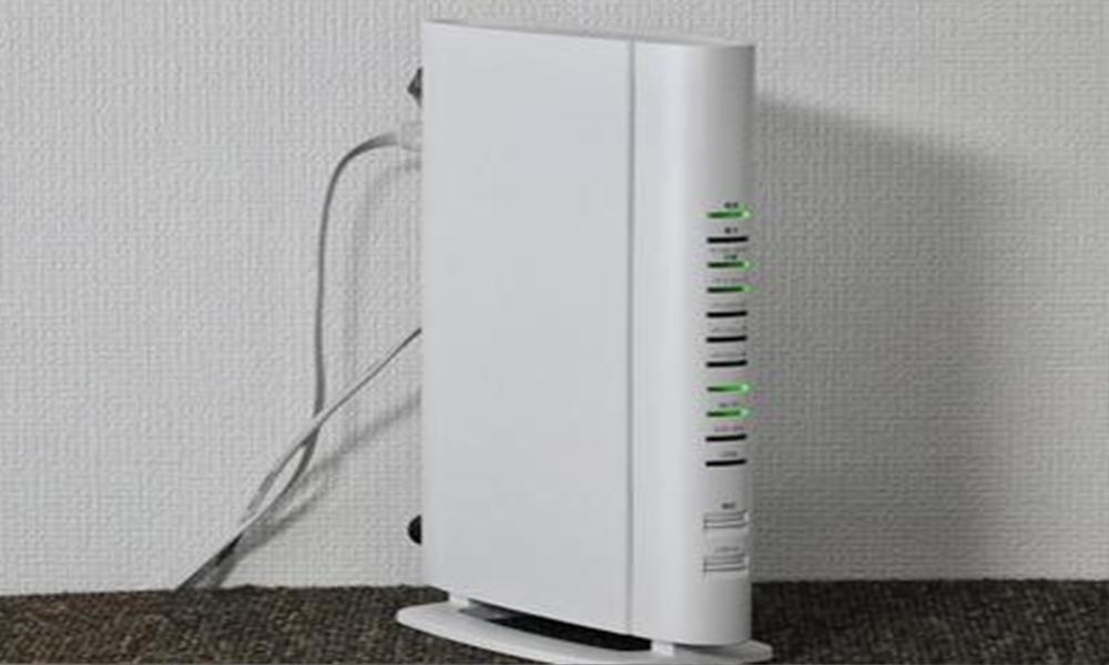 インターネット接続